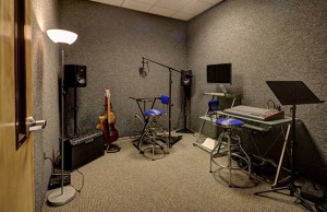 Sound Booth - ADR Room